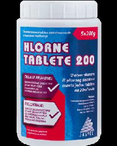 Akcija za Hlorne tablete 200 multifunkcionalne