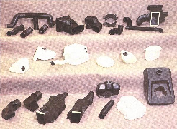 Plastika ad Nova Varoš Tehnički proizvodi za automobilsku industriju