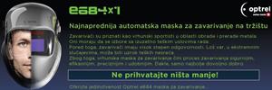 Seibl Trade doo Distributer za Srbiju optrel najnaprednija automatska maska za zavarivanje na tržištu