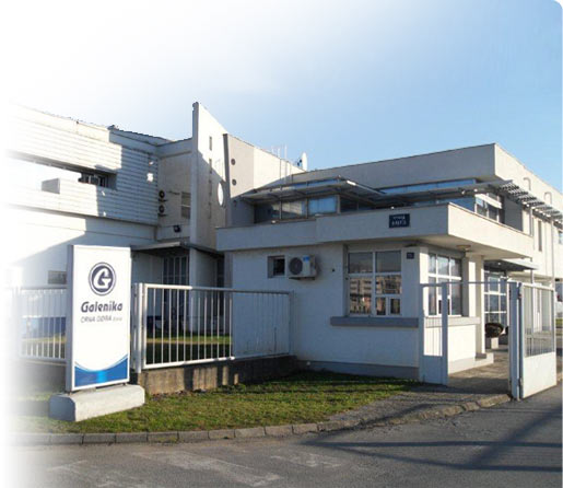Galenika Crna Gora doo Proizvodnja i prodaja cefalosporinskih antibiotika, antidijaroika Flonivin BS