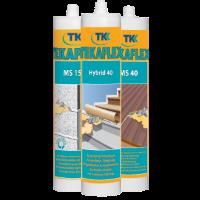 TKK doo TEKAFLEX - Poliuretanske mase za zaptivanje i mase za zaptivanje na bazi hibridnih polimera