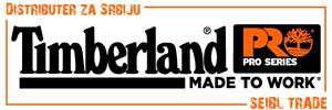 Seibl Trade doo Distributer za Srbiju Timberland Pro